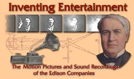 recordings thomas edison