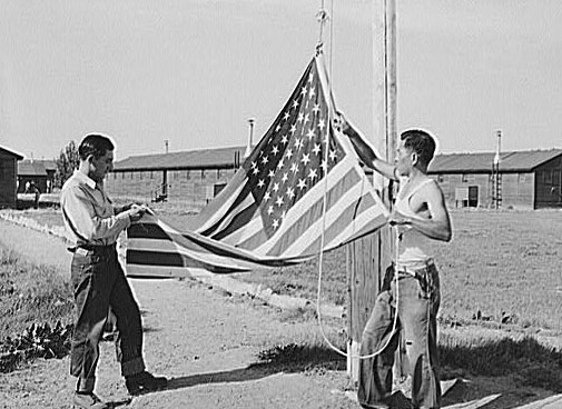 a discussion on the relocation centres of japanese americans Talk:internment of japanese americans  if you wish to start a new discussion or revive an  and others who were sent to hitlerian relocation centres, .